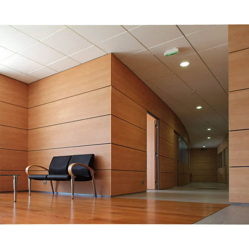 Superbe Wooden Wall Partition