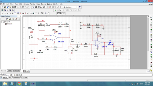 ni multisim powerful circuit design and teaching software in saket rh indiamart com circuit designing basics circuit design interview questions
