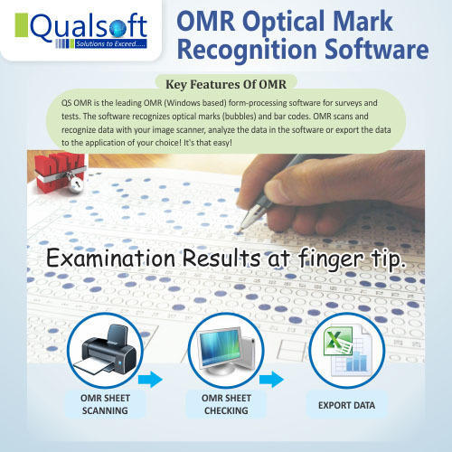 Optical Mark Recognition Software