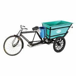 Rickshaw Dustbin