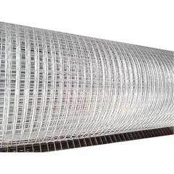 0 - 1.4 Mm Galvanized Iron GI Weld Mesh, Packaging Type: Roll, Size: 2 - 6 Feet
