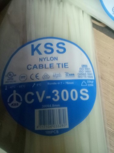 Kss Naylon Cable Tie