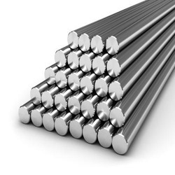 304 Round Stainless Steel Bar, Usage: School/College Workshop