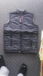 Sleeveless Full Print Jackets