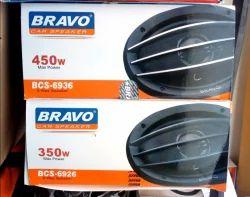 Bravo Car Speakers