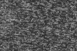 Plain Melange Knitted Fabric, For Garment, GSM: 100-150