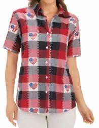 Yarn Dyed Check Shirt