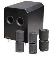 Invisible Active Home Theater Speaker