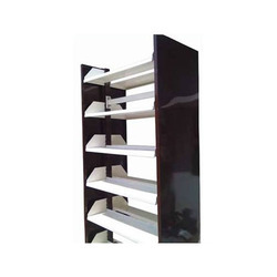 Double Face Library Rack