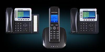 Grandstream IP Phone, आईपी टेलीफोन in Okhla