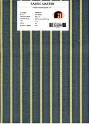 Yarn Dyed Dobby Stripe Fabrics FM000327