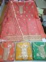 Super Net Dress Material