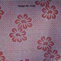 P110 Metallic Non Woven Printed Fabric