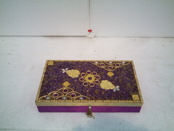 Fancy Wedding Card Invitation Box