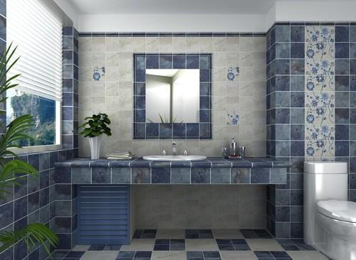 elegant bathroom tiles renovation service - Bathroom Tiles Mumbai