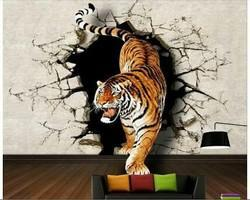 3D Wall Painting Services