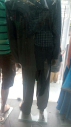 Mens dress