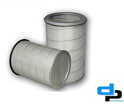 Gas Turbine Air Intake Filter