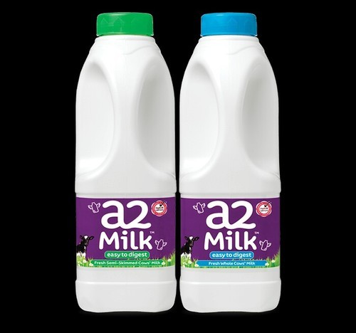 A2 Milk Packaging Type Packet For Home Purpose
