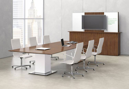 Modern Conference Tables At Rs 11000 Piece Conference Hall Table