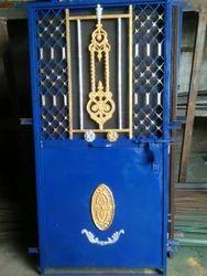 Metal MS Door