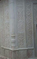 Carving Panels Marble