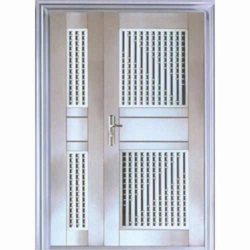 SS Doors  sc 1 st  IndiaMART & Manufacturer of FRP Door \u0026 Steel Door by Future Fabtech Ernakulam