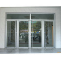 Standard Aluminium Glass Door, For Office
