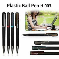 Plastic Ball Pen H-003