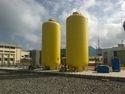 Vacuum Insulated Storage Tank
