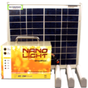 Nano Light LED Solar Home Light System