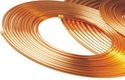 Round Copper Pancake Coil, Packaging Type: Roll