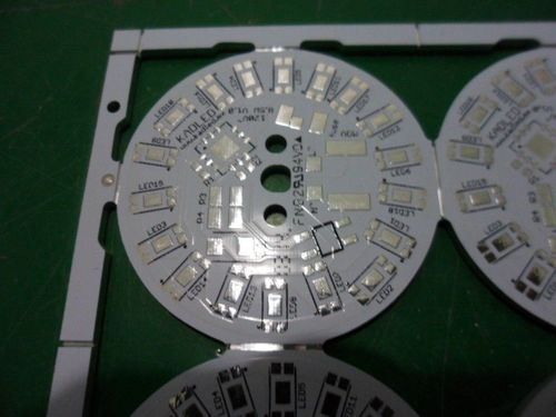 Led Printed Circuit Boards Round Led Printed Circuit