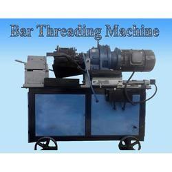 Bar Threading Machine