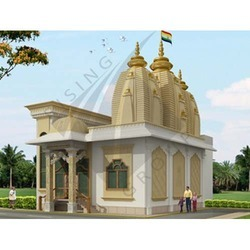 Temple Designing Service, Temple Architect - Rising Projects