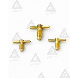 Brass Key Set