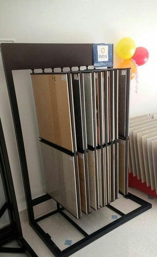 Floor Tiles Display Rack At Rs 16000 Piece Tile Display