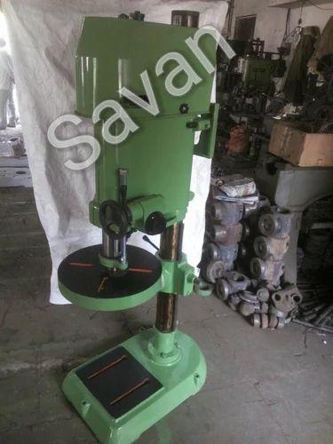 Sd 25 Pillar Drill Machine With 100 500 Rpm No Load