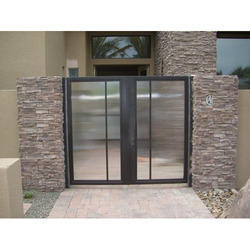 Main Glass Gate