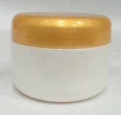 25gm Double Wall Cream Jars (jazz)
