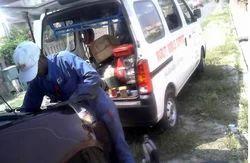 Maruti Car Bumper Repair Services