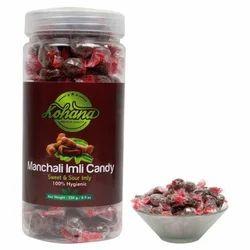 Kohana Round Manchali Imli Candy, Packaging Type: Plastic Jar, Pack Size: 250 Gm