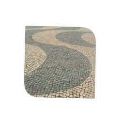 Industrial  granite and sand stoneOutdoor paving  Cobble