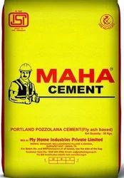 Maha Cement PPC Grade