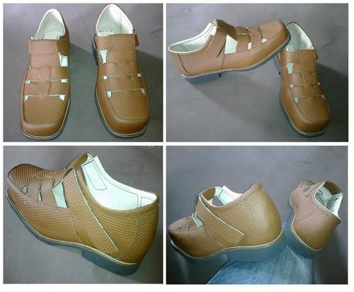 0ffe344c93 Manufacturer of Agara Model Sandal & Composition Shoes by Sears Orthotics &  Prothetics Medical Care Center, Secunderabad