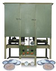 Fully Auto Dona and Thali Making Machine