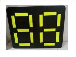 Manual Scoreboard PVC