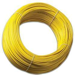 Yellow Electrical Cable
