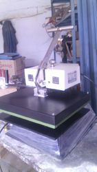 Heat Press Manual Machine