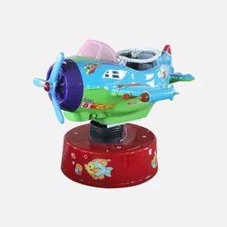 Rotating Aircraft Kiddie Ride